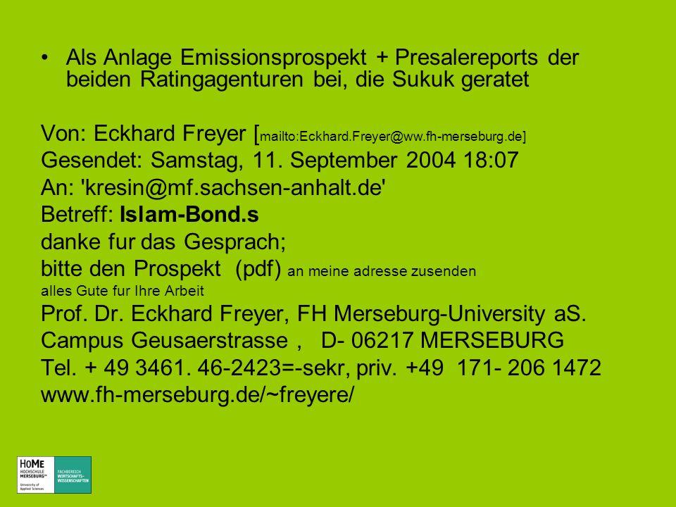 Von: Eckhard Freyer [mailto:Eckhard.Freyer@ww.fh-merseburg.de]